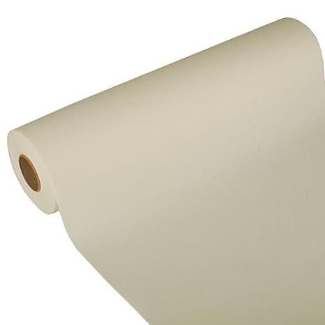 1 Tischläufer ROYAL Collection Tissue dunkelgrün 24m x 40cm Dekoration Hochzeit