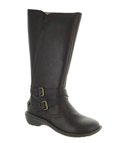 UGG Women's Rosen Stout Leather Boot 5 B (M) (Boots Ugg Rosen)