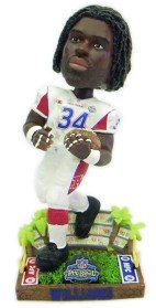 Miami Dolphins Ricky Williams 2003 Pro Bowl Forever Collectibles Bobblehead (Bobble Head Dolphins Miami)