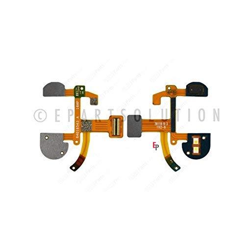 ePartSolution_Motorola Moto G4 Plus XT1640 XT1641 XT1642 XT1643 XT1644 Camera Flash Flex Cable Ribbon Light Sensor Replacement Part USA Seller (White) -  for motorola, 5647417494