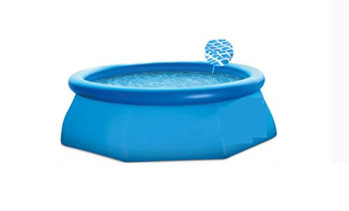 Nola Sang Inflatable Swimming Pool Round Family Children Play Pool Bathtub Portable Garden Outdoor 1047030 inch by Nola Sang