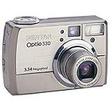 Pentax Optio 330 3MP Digital Camera with 3x Optical Zoom