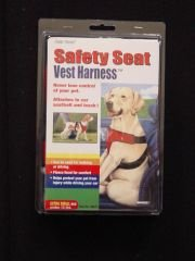 Safety Seat Vest Harness - Extra Small ()