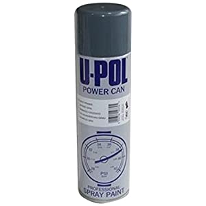 U-Pol CLEAR Car Coat Spray Cans