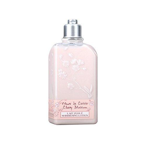L'Occitane Shimmering Cherry Blossom Body Lotion, 8.4 fl. oz.