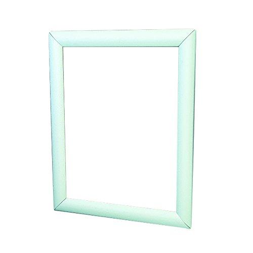 Deflecto LED Wall Mount Display Frame, Business Sign, Backlit Display, Single-Sided, 11