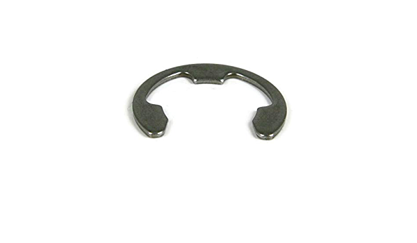Stainless Steel Snap Rings Retaining Rings SH-50SS 1//2 Qty 25