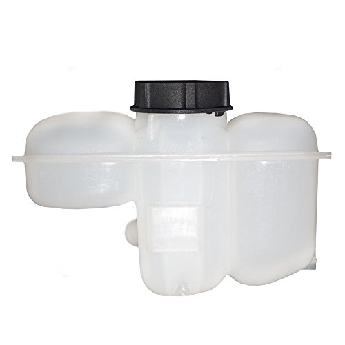 For E30 E36 E34 Coolant Recovery Expansion Overflow Tank Reservoir w//Cap NEW