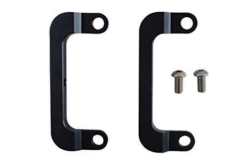 108mm Radial Lowering Kit Brackets Black W/O Strap Caliper GSXR SUZUKI CBR 35