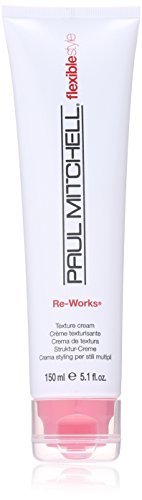 Paul Mitchell Re-Works Versatile Texture Cream, 5.1 Ounce