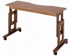 サポートテーブルD 高さ調節65~80cm (キンタロー) (サイドテーブル)   B01FTV5HJS