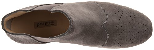 Paul Green Womens Abbott Slip-on Dagdriver Piombo Semsket