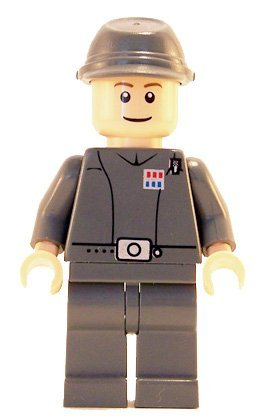 Amazoncom Lego Star Wars Imperial Officer Minifigure Toys Games