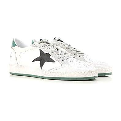 9de788f59b59 Golden Goose Deluxe Brand Ballstar Dirty White Mens Sneakers G32MS592.G4  Size 39 (6