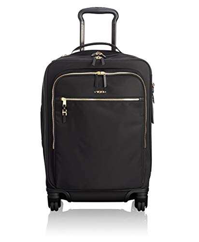 - TUMI - Voyageur Tres Léger International Carry-On Luggage - 21 Inch Rolling Suitcase for Men and Women - Black