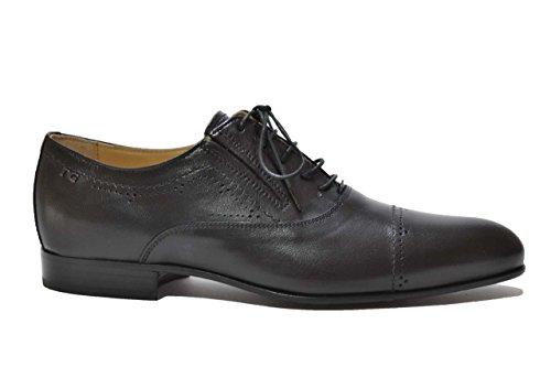 Nero Giardini Scarpe eleganti uomo nero 2522 P402522U