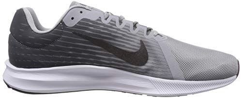 Grigio Wolf Downshifter Uomo Fitness Nike Grey Scarpe 8 Black Cool Grey Dark Grey 004 da Mtlc qYdx01w