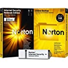 Norton Internet Security 2010 3 User Netbook Edition (Usb Drive) & Norton Online Backup 2.0