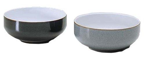 Denby Jet Soup/Cereal Bowl JET-005B Bowls & Dishes Other Bowls & Dishes Tableware