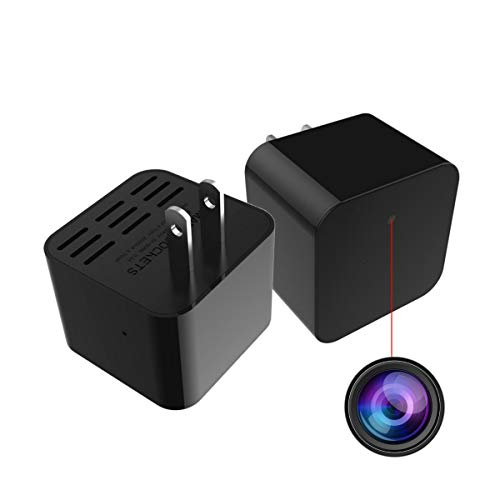 WiFi 1080P HD Vlog Camera for Youtube USB Charger Infrared Night Vision Video Recorder - Sport Camera & Camcorder Sport Cameras - 1 x WiFi Camera]()