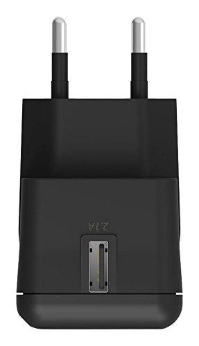 BQ 11BQCAR21 - Cargador de Pared (con USB 2.1A, 5V)