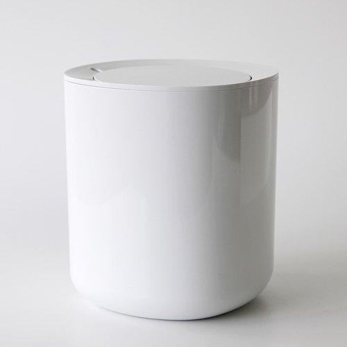 Superbe Amazon.com: Alessi Birillo Bathroom Waste Aleesi PL10 W, White: Home U0026  Kitchen