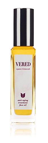 Anti-Aging Face Treatment Oil, Vered Organic Botanicals