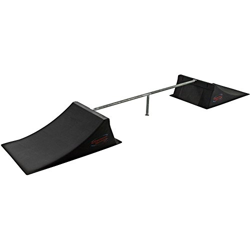 Skateboard BMX Ramp 'n Grind Rail by Discount Ramps