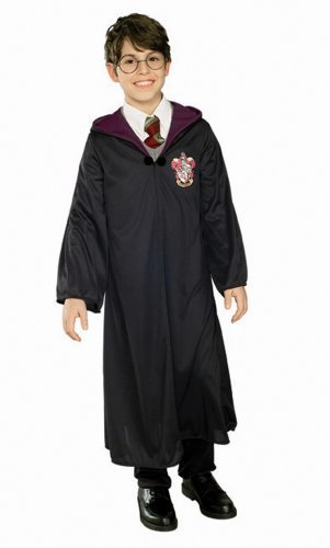[Rubies Costume Harry Potter Child's Gryffindor Robe, Small] (Harry Potter Child Deluxe Costumes)