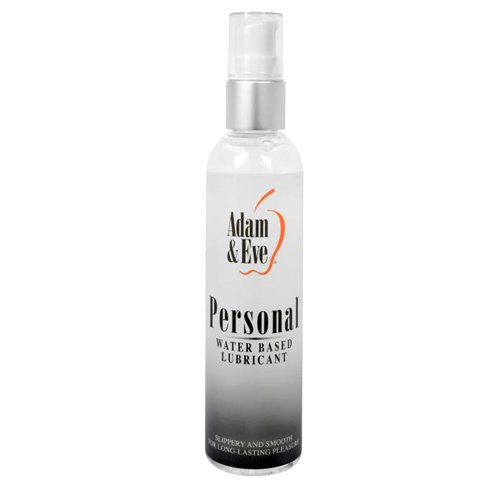 Adam & Eve Personal Water Based Lubricant, 8 Ounce