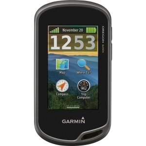 The Excellent Quality Oregon 600, worldwide basemap, by Garmin