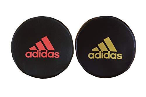 adidas FLX 3.0 Speed Disc Punch Mitts, Black/Gold