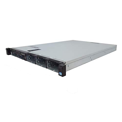 TechMikeNY High-End PowerEdge R420 Server 2X 2.40Ghz E5-2440 6C 96GB 8X 512GB SSD (Certified Refurbished)