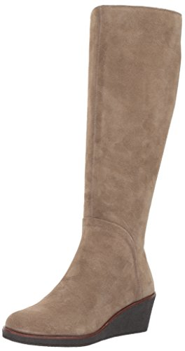 Aerosoles Boots (Aerosoles Women's Binocular Knee High Boot, Taupe Suede, 11 M US)