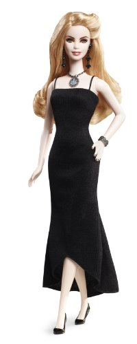 Mattel Barbie Collector The Twilight Saga: Breaking Dawn Part II Rosalie Doll Barbie Black Label Collection