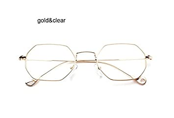 Retro Small Square Frame Sunglasses Women Men Fashion Metal Frame Shades Glasses