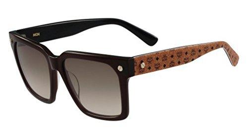 Sunglasses MCM 635 S 211 BROWN/COGNAC - Sunglasses Mcm