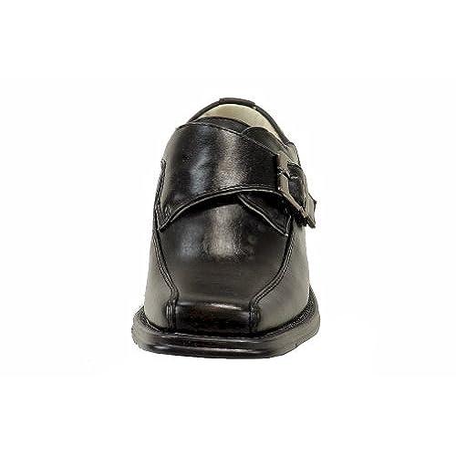 Easy Strider Boy/'s Classic Slip Black Fashion Loafer School Uniform Shoes
