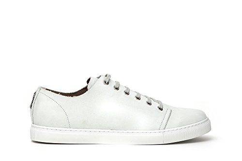 CafèNoir KPH722277440 277 Antracite 44 Sneakers Allacciata in Nabuk