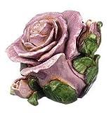 Single Violet Rose ....... Harmony Kingdom HGLEVR
