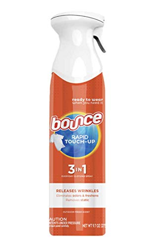 bounce rapid touch up (Iron Spray For Clothes)