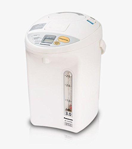 Panasonic NC-DG3000 Hot Water Dispenser 3.2 Qt. (3.0L) with Digital LCD display