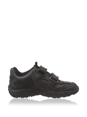 Zapatos de cordones para niño, color Negro , marca GEOX, modelo JR BALTIC BOY A Negro