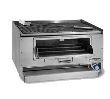 Imperial MSQ-48 Mesquite Wood Broiler by Imperial