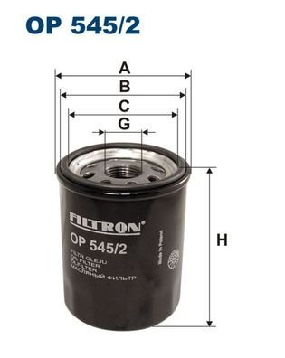mann oil filter 610 - 8