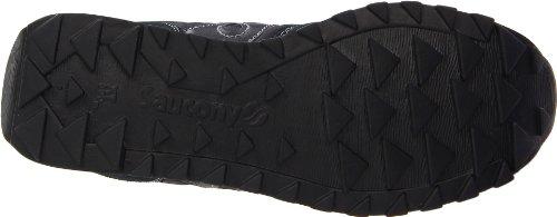 Saucony Jazz Original S2044-251, Zapatillas de Deporte para Hombre Varios colores (Negro / Rojo)