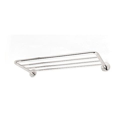 Ginger XX40/20 Cantebury 20'' Metal Shelf, Polished Chrome by Ginger