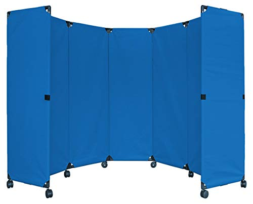 VERSARE MP10 Economical Portable Accordian Partition by VERSARE