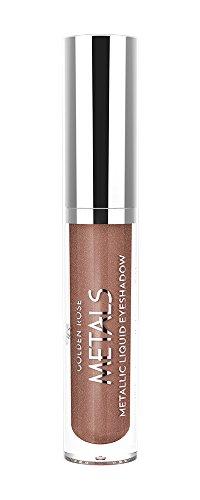 - Golden Rose Metallic Liquid Eyeshadow - 108 Copper Dust