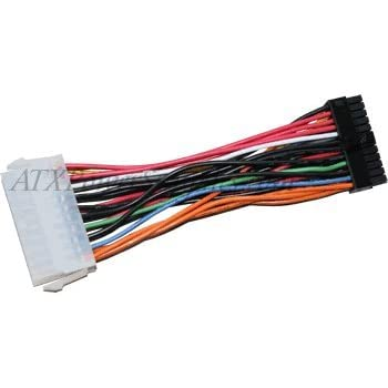 BattleBorn Cable-CB-20M-24FHP, 20 Pin ATX to Mini 24 Pin ATX for HP